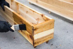 Aan de slag, stappenplan voor het maken van je houten plantenbak