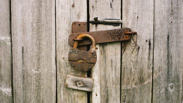 sloten voordeur