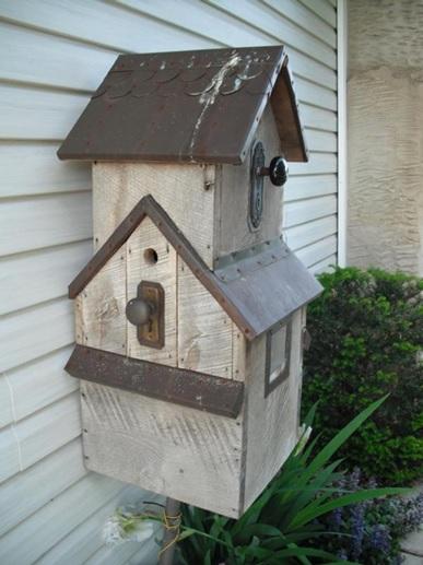 Vogelhuisje voor meerdere vogels