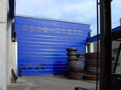 Industriele deuren