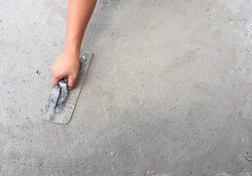 Vloer egaliseren - shutterstock.com