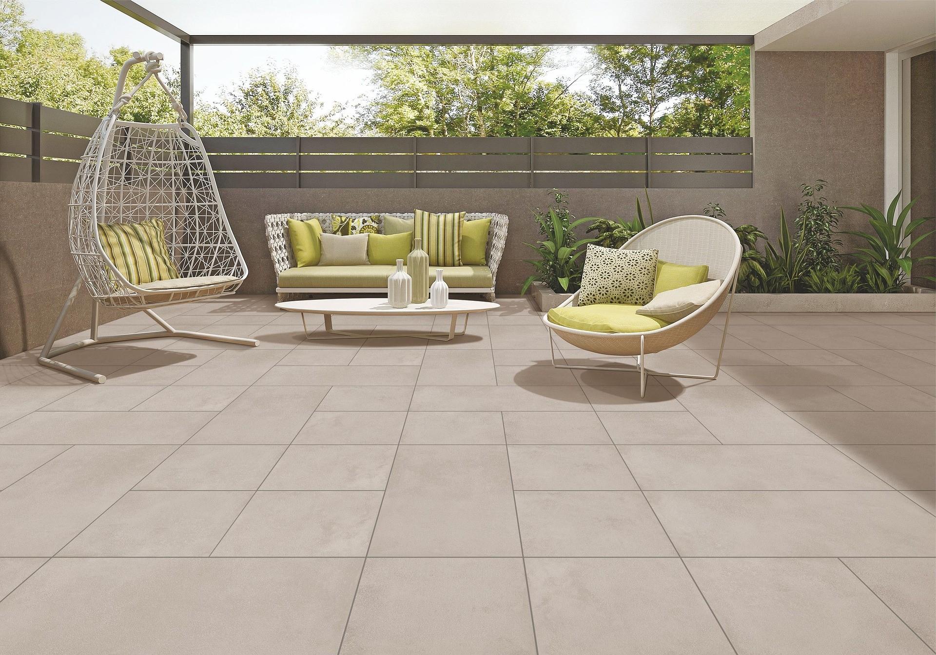 Betonnen terrasvloer zelf maken
