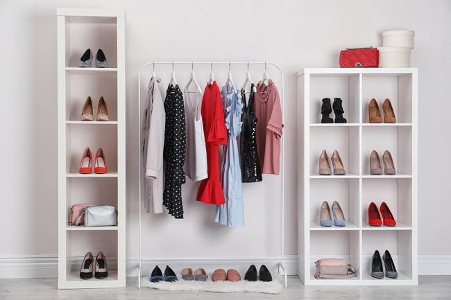 Idee #1 een kledingrek maken