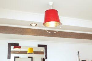 IKEA hack Zelf een wandlamp maken