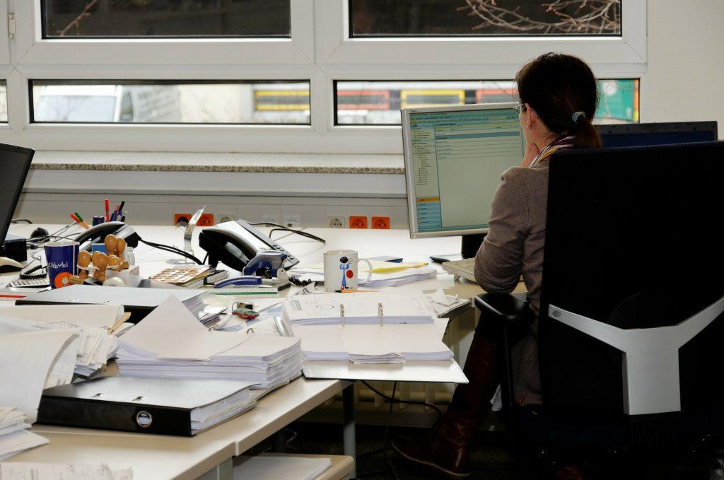 juiste inrichting kantoor 3