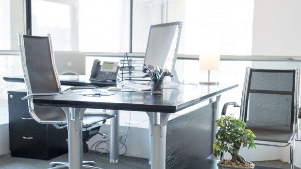 juiste inrichting kantoor