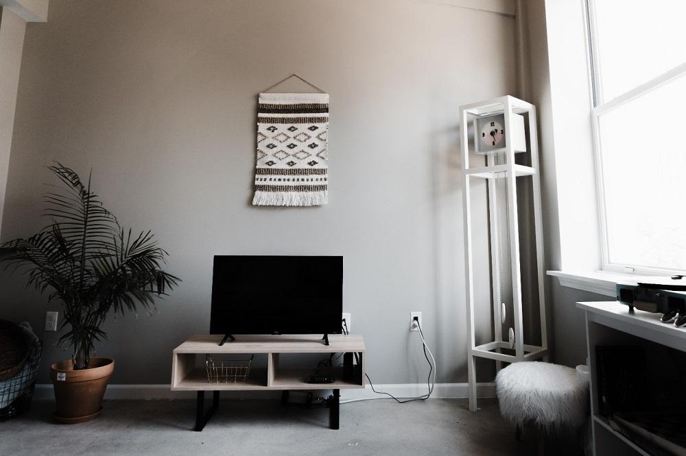 tv meubel interieur