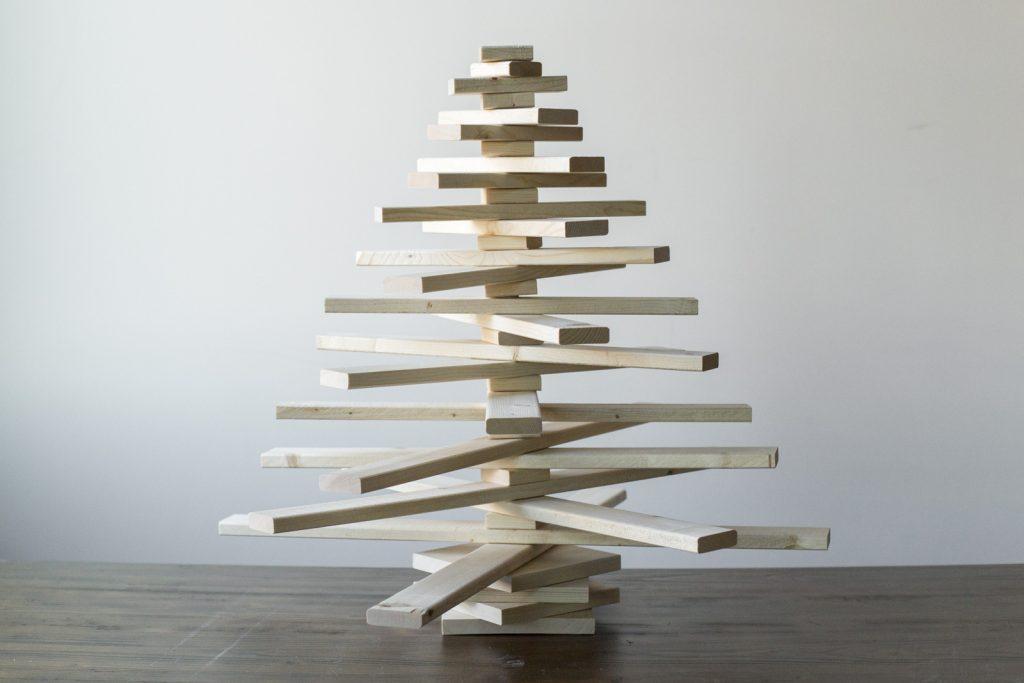Een houten kerstboom maken bouwsuper - Een houten boom maken ...