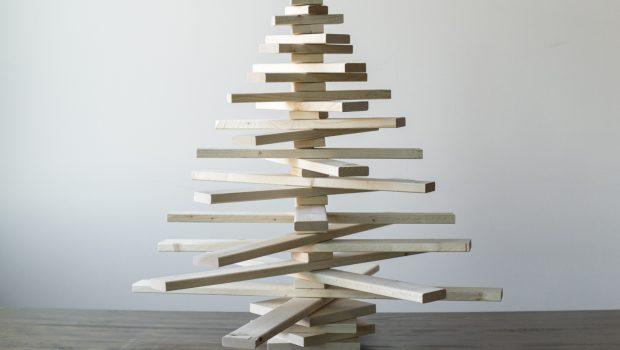 Een Houten Kerstboom Maken Bouwsuper