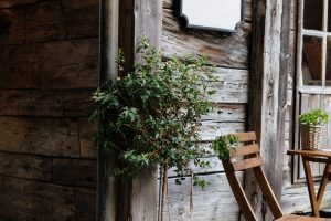houten tuinmeubels onderhouden