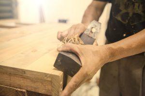 DIY klusjes met hout