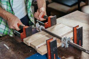 5 leuke doe-het-zelf klusjes met hout!