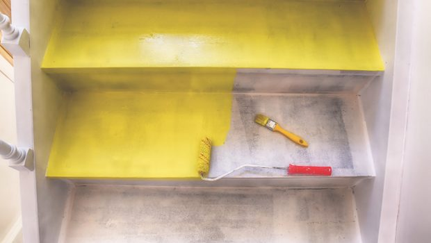 Kast Badkamer Schilderen : Tips voor het schilderen van het trappengat bouwsuper