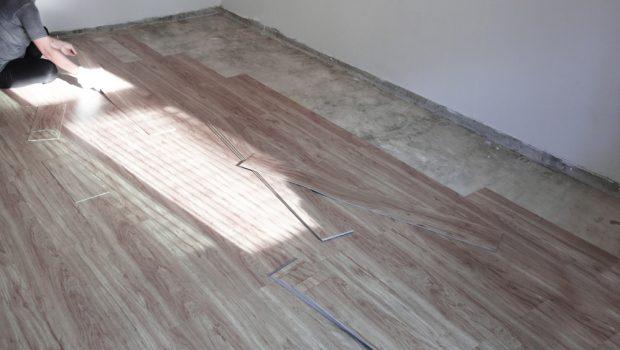 Pvc vloer leggen tips bouwsuper