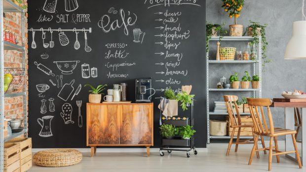 Schoolbordverf De Keuken : Wat kun je doen met schoolbordverf u ideeën bouwsuper