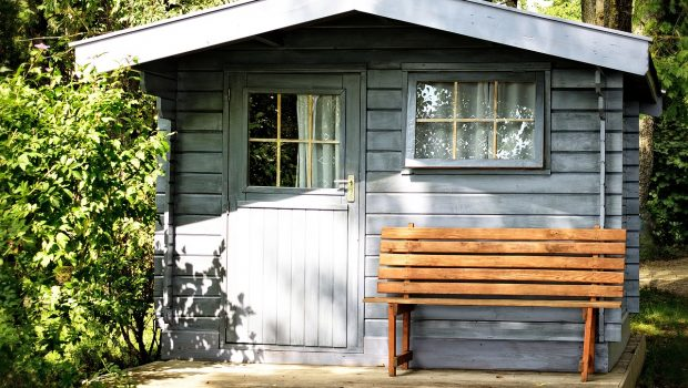 Tuinhuis vergunning