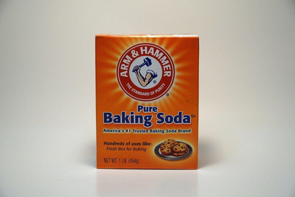 Baking Soda verpakking