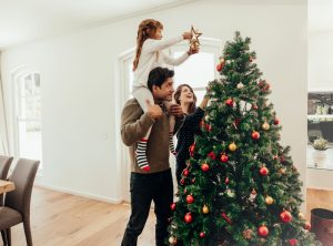 Kerstboom behouden