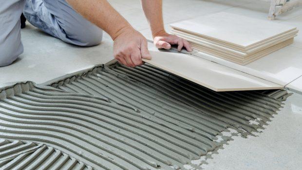 Zuignap Voor Tegels : Tips voor het leggen van vloertegels bouwsuper