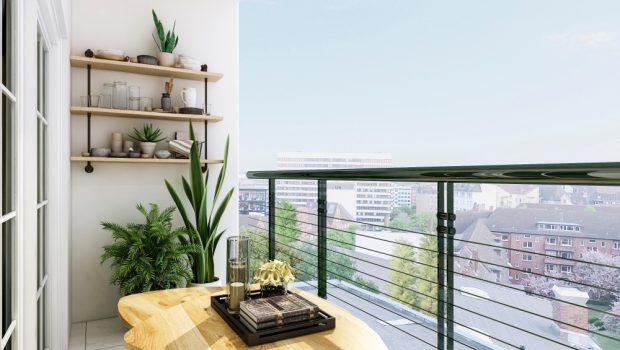 Gezellig Zonnig Balkon : Maak je balkon gezellig: 6 tips bouwsuper