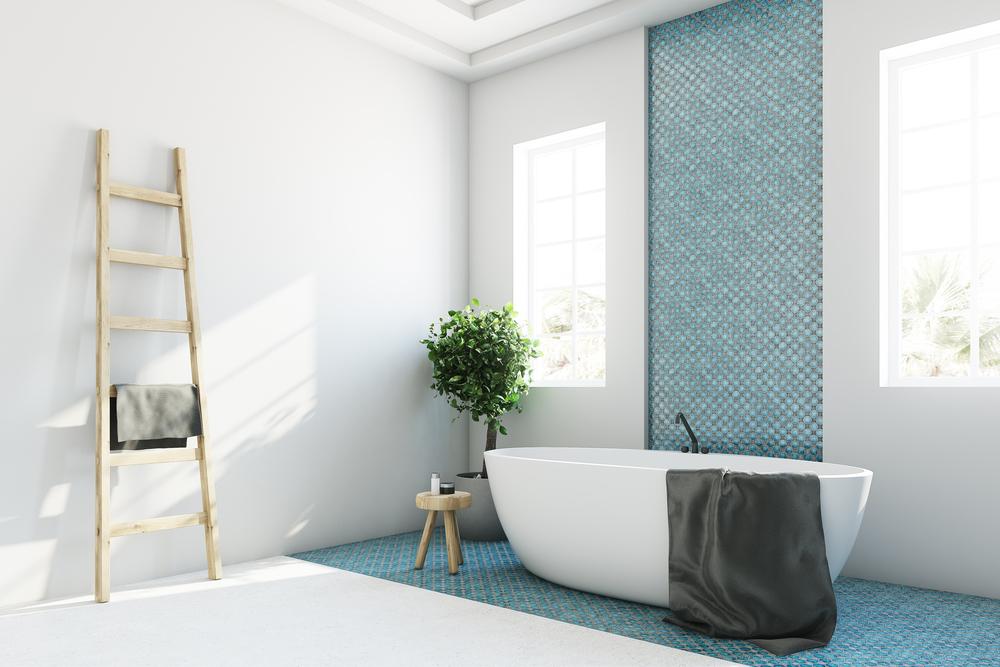 Ongebruikt Tegel inspiratie voor in de badkamer - Bouwsuper FD-68
