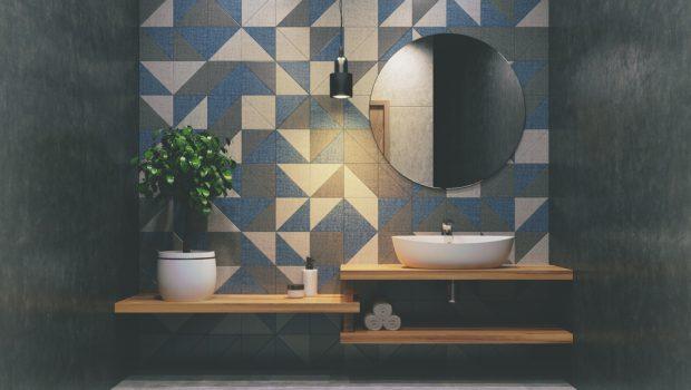 Bijzondere Tegels Badkamer : Tegel inspiratie voor in de badkamer bouwsuper
