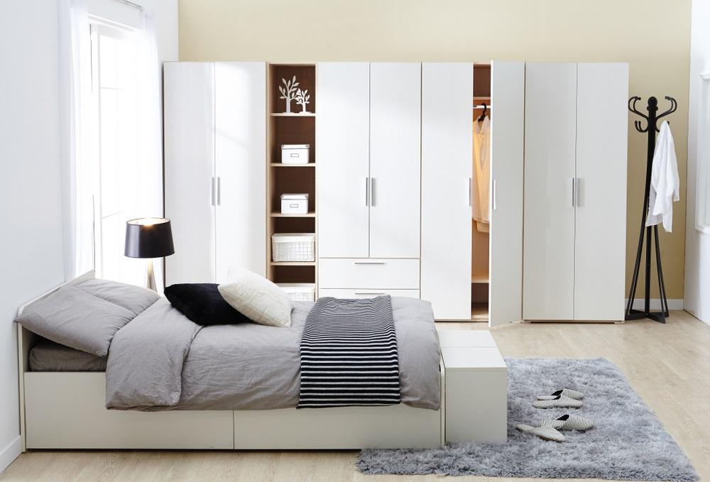 Kast in je slaapkamer