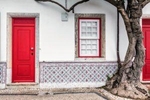 Portugese tegels
