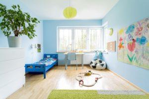 Kinderkamer inrichten