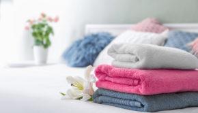 Handdoeken wassen
