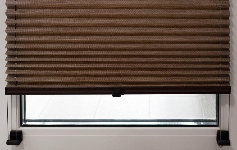 Goede raamdecoratie aan de binnenzijde