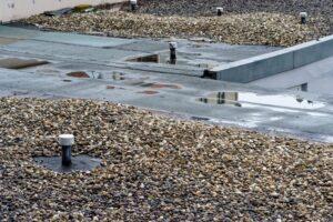 Je platte dak vervangen