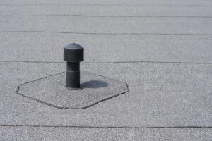 Platte dak vervangen