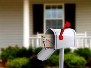 Pakketbrievenbus waar je ook pakketten in kunt ontvangen