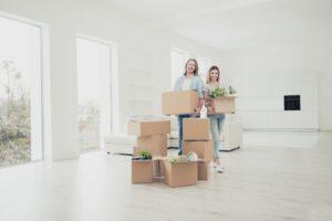 Verhuizen naar nieuwbouw waar moet je rekening mee houden