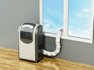 Mobiele airco; de oplossing bij hitte