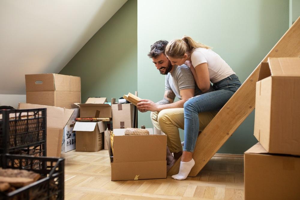 Maak een verhuis budget