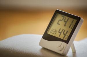 Droge lucht in huis | Lage luchtvochtigheid