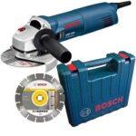 5. Bosch GWS 1400 + koffer