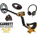 2. Garrett Ace 300i metaaldetector