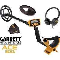 Garrett Ace 300i metaaldetector