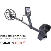 Nokta Makro Simplex + metaaldetector