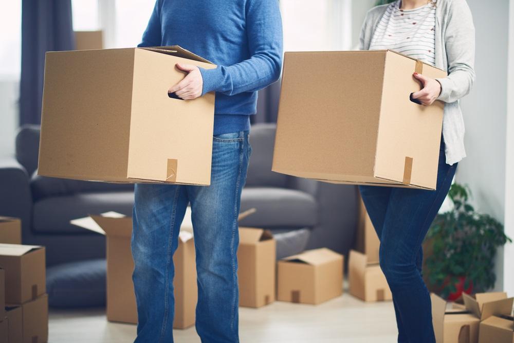 Pak verhuisdozen niet te zwaar in