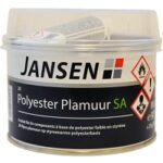6. Jansen 2K Polyester Plamuur
