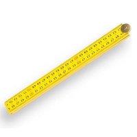 Hultaforce Duimstok geel met Striker construction pencil