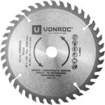 8. VONROC Cirkelzaagblad – 150MM – 40 tanden