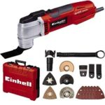 10. Einhell TE-MG 300 EQ Multitool KIT