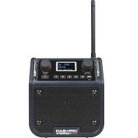 Perfectpro DAB+ Pro - Bouwradio - Draagbare Radio