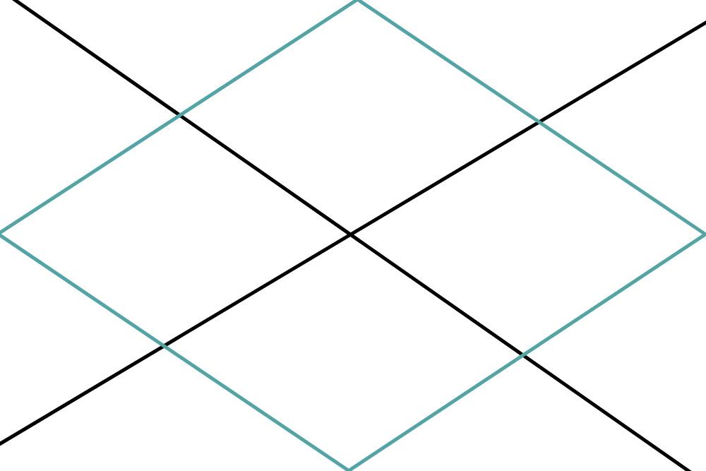 Voorbeeld van prikbord van stof maken