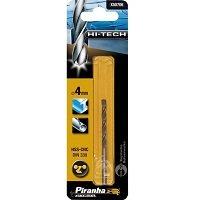 Piranha HI-TECH metaalboor 4mm X50706